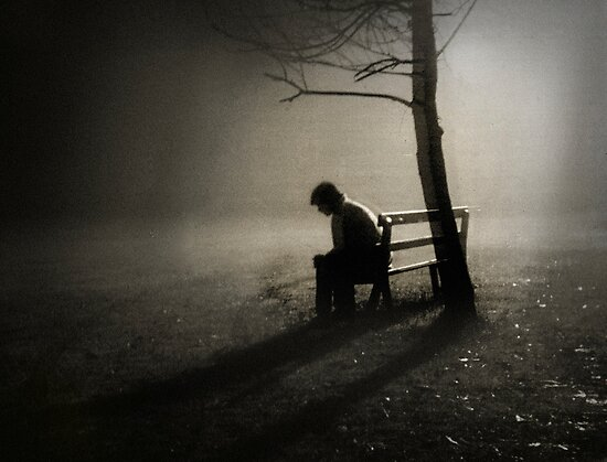 Loneliness  by Chris Fawkes