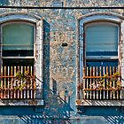 Flemington windows by mrjaws