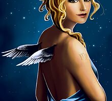 The Zodiac: Virgo by Lisa Furze
