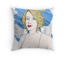 Angel Fiona Throw Pillow