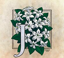 J is for Jasmine by Stephanie Smith