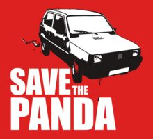 Save The Panda by godgeeki