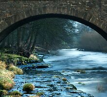 River Ure by NSQPhotography