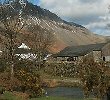 Wasdale Cottage by BJChambers
