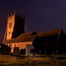 Shawbury church by Andy Cork