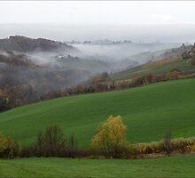 Pavia landscape  I by jimmylu