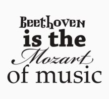 Beethoven or Mozart? by Balogh Domonkos