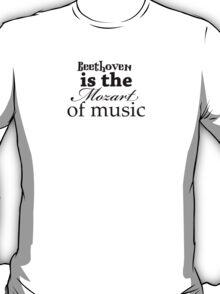 Beethoven or Mozart? T-Shirt