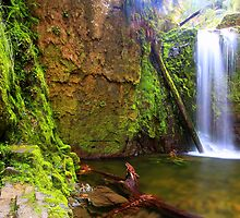 Mariners Falls by joel Durbridge