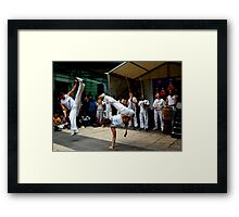 Lets get Physical-Melbourne,Australia Framed Print
