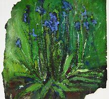 Blue Bells by Marcie Wolf-Hubbard