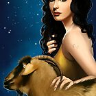 The Zodiac: Capricorn by Lisa Furze