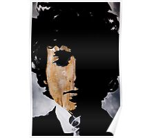 Bob Dylan Born already ruined Poster