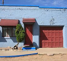 Route 66 - Tucumcari, New Mexico by Frank Romeo