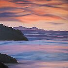 Sunrise over Sumner by Pam Buffery