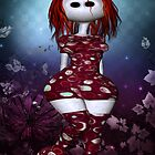 Gothic Doll's Dreams by Junior Mclean