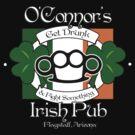 O'Connor's Irish Pub by JerBear