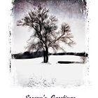 Wintermute Christmas Card by Alan E Taylor