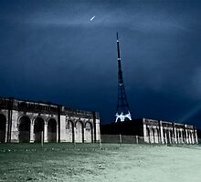 The crystal Palace  by Tenee Attoh