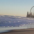 Jersey Shore Amusement parks & Ocean by capturingsmiles