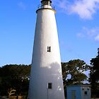 Ocracoke Lighthouse by leftwinger7