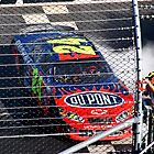 Jeff Gordon Wins At Martinsville Speedway by leftwinger7