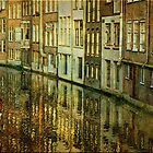 Europe Flair, Amsterdam Reflections by Marie Luise  Strohmenger