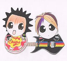 Chibi LM.C WFWH by IcyViolet