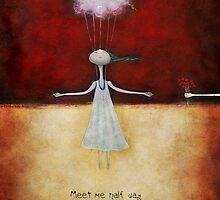 Meet me half way by Amanda  Cass