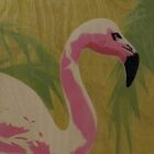 Pink Flamingo by Nicole Tattersall