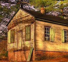 Old School House by Sharon Batdorf