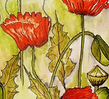 Poppies 2 by ange2