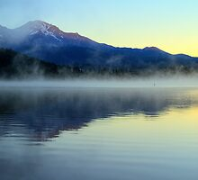 Lake Siskiyou by Anne McKinnell