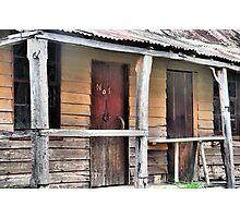Turon Inn - Sofala NSW Australia Photographic Print
