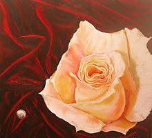 Pearl Rose by Kerry Wembridge Ziernicki