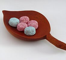 More allsorts.. yummy by Robert Gipson