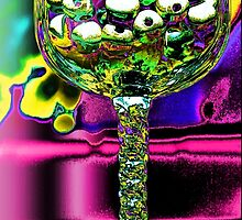 Still Life - edited glass 3 by Carol James