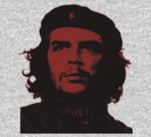 Che Guevara ( Red tint) by Lokesh Kumar S