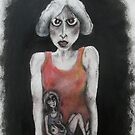 3. Angry Woman Devours Small Girl who... by Thea T