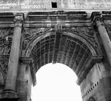 Roman Forum by Josie Duff