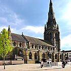 St Mary's Church, Lichfield by Rod Johnson