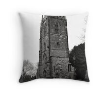 Historical church in its full glory Throw Pillow