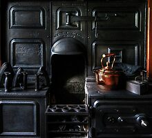 Old Stove by Yhun Suarez