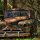 The Old Ute by Cecily McCarthy