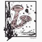 Armillaria by infinitychild