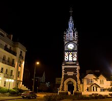 Diamond Jubilee Clock Tower by Belinda Osgood