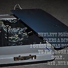 """"""" Bye Bye Hewlett Packard """" by CanyonWind"""