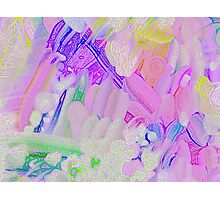 Brighter Days Abstract Photographic Print