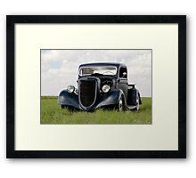 Ford Pickup Framed Print