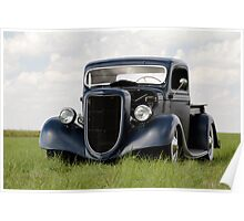 Ford Pickup Poster